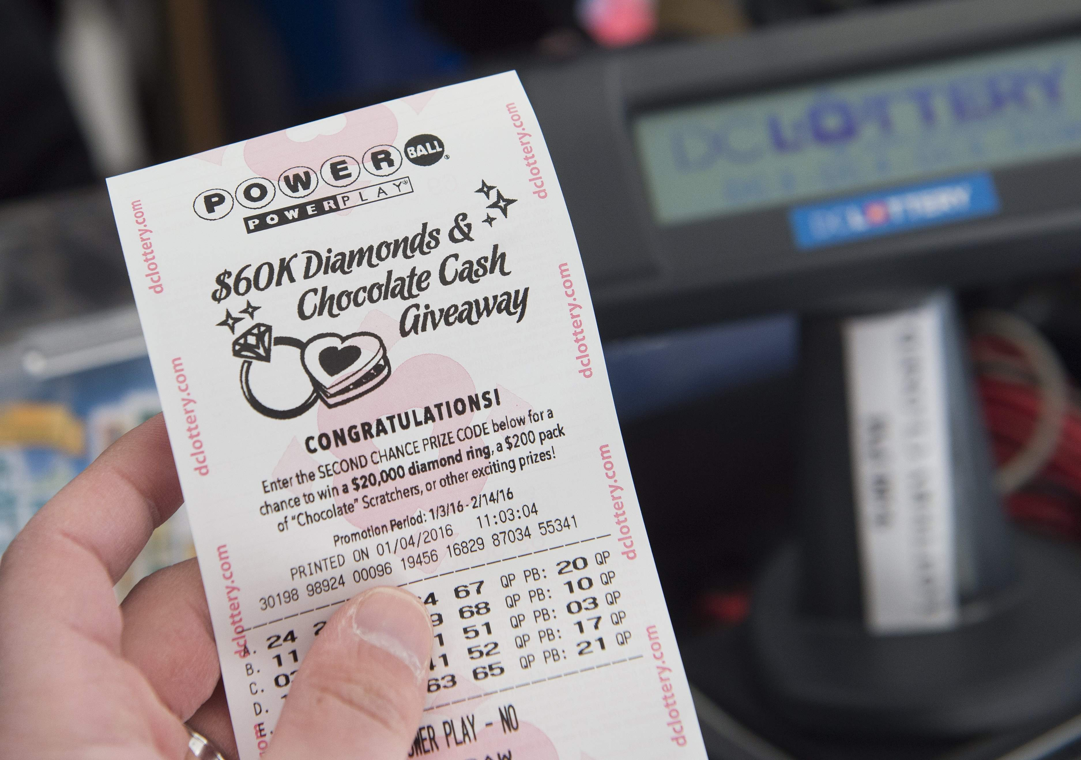 Can you buy a powerball ticket online - powerball