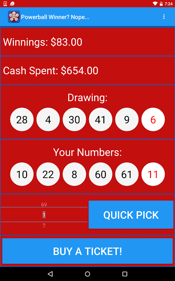 do 2 numbers win in powerball photo - 1