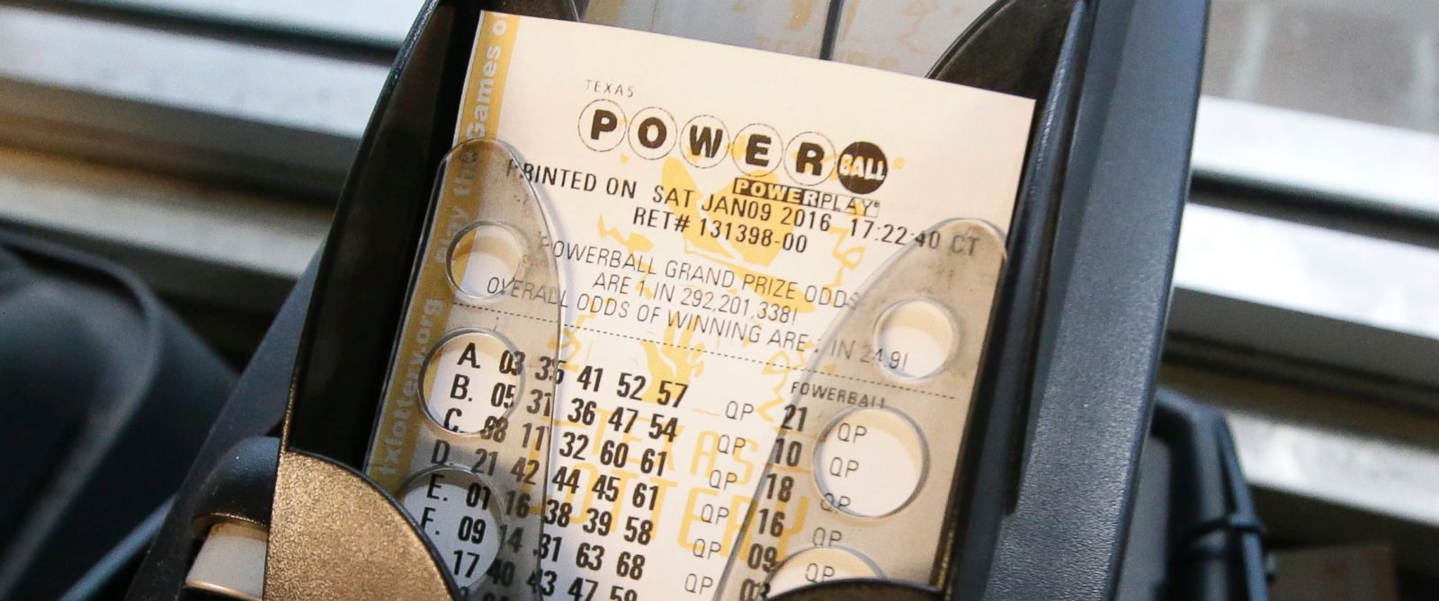 does powerball numbers have to be in order photo - 1