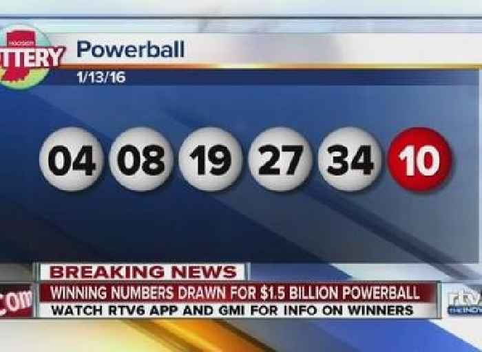 most popular winning numbers in powerball photo - 1