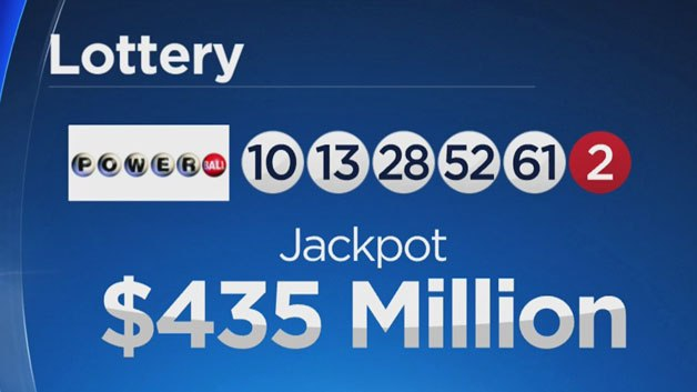 powerball channel and time photo - 1
