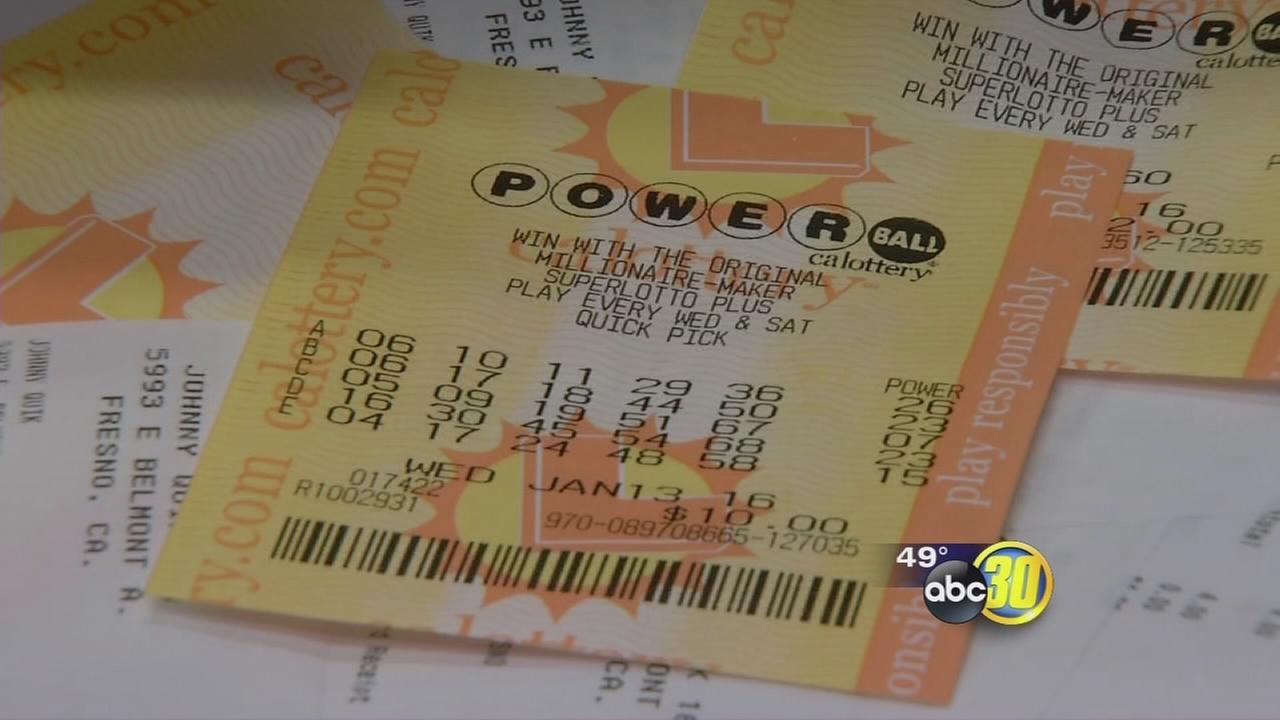powerball chino hills photo - 1