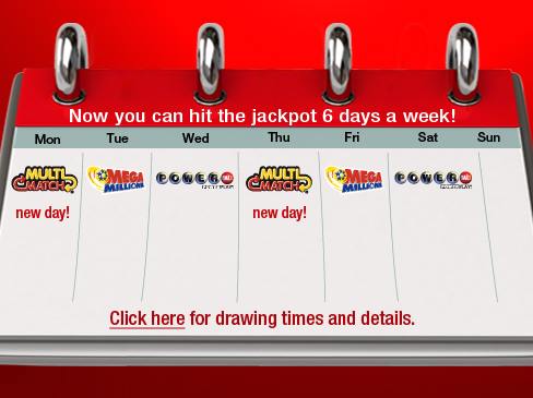 powerball drawing days of the week photo - 1