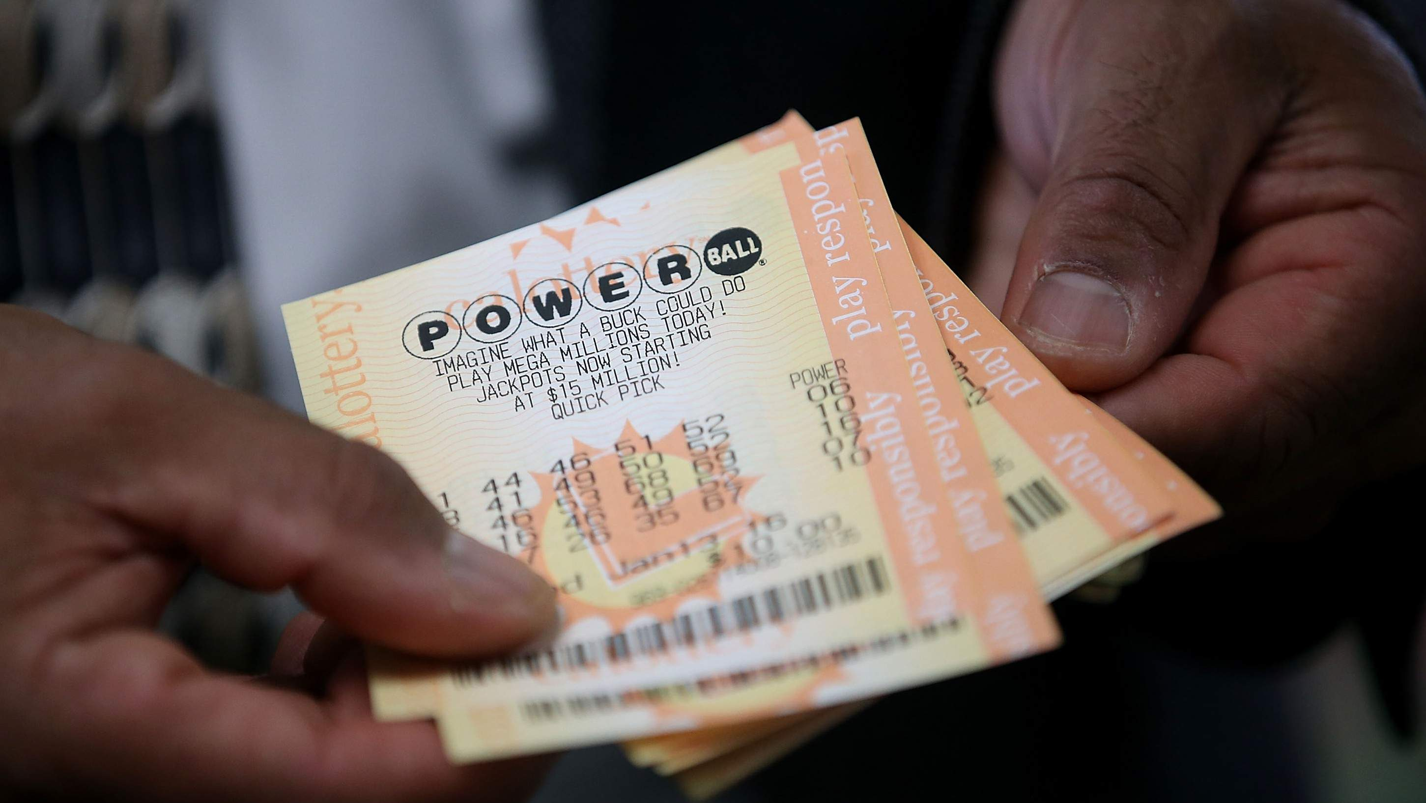 powerball live drawing channel photo - 1
