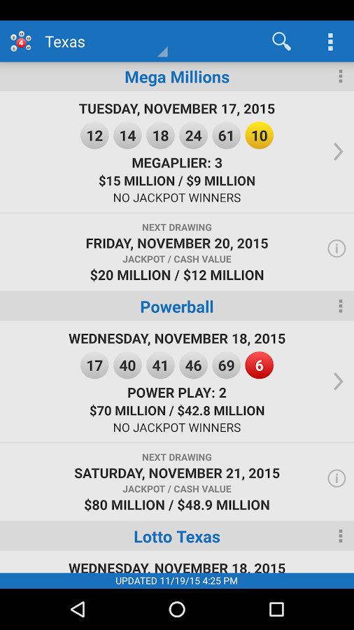 powerball numbers iowa winning numbers photo - 1