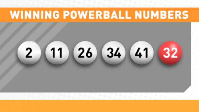 powerball nunbers photo - 1