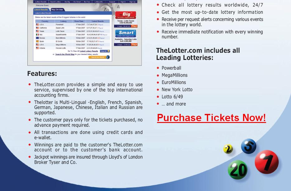 powerball online purchase photo - 1