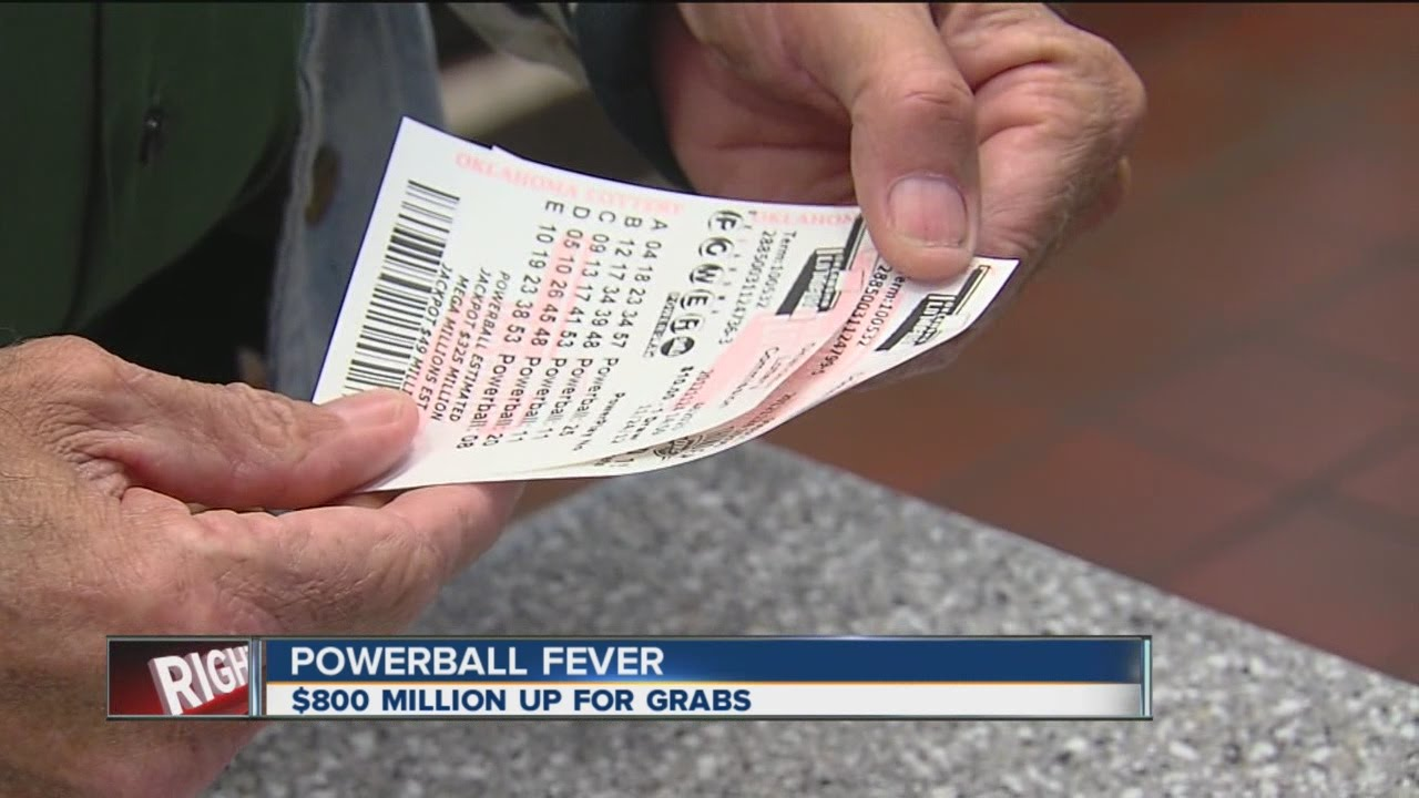 powerball tv channel photo - 1