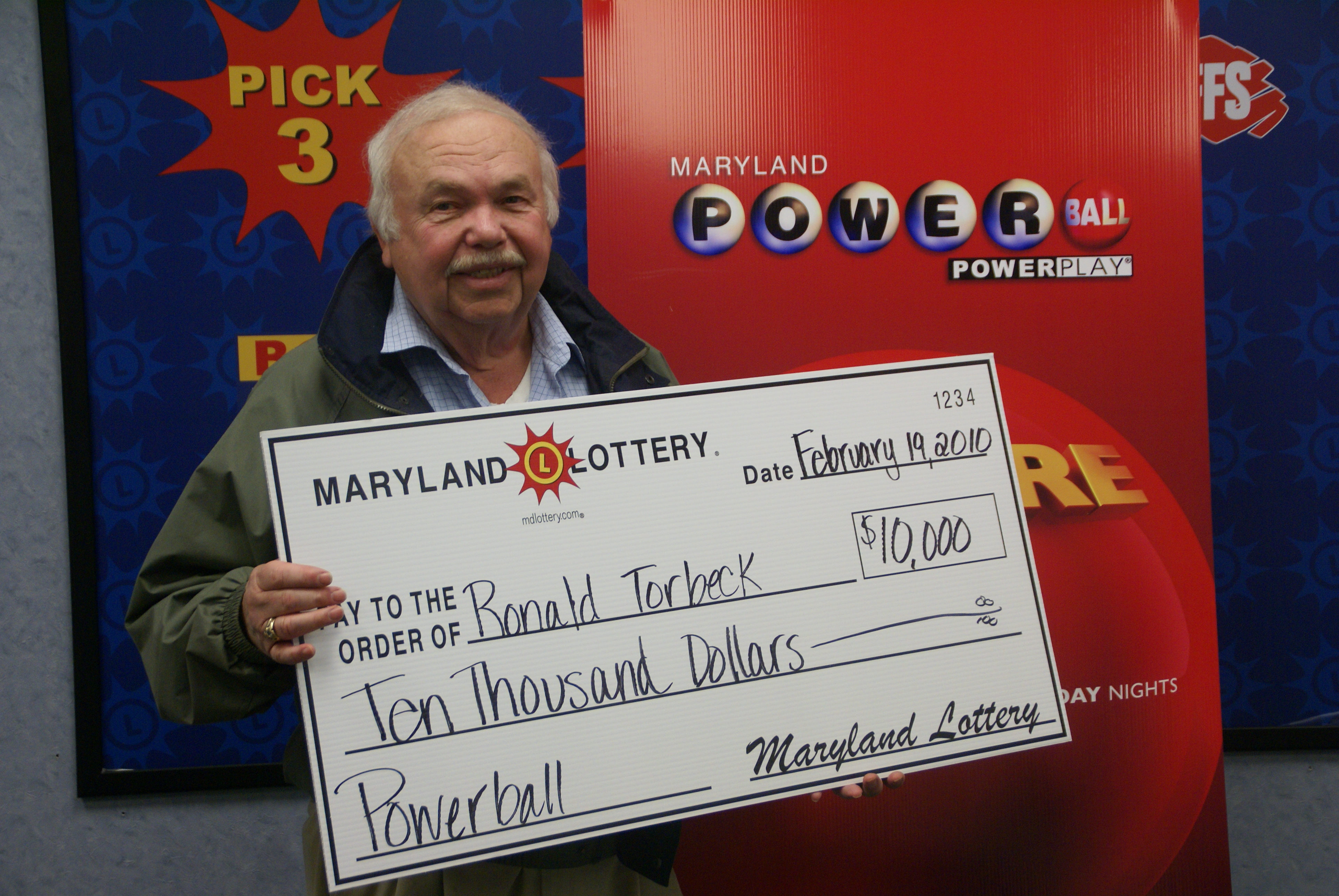 powerball winners in maryland photo - 1