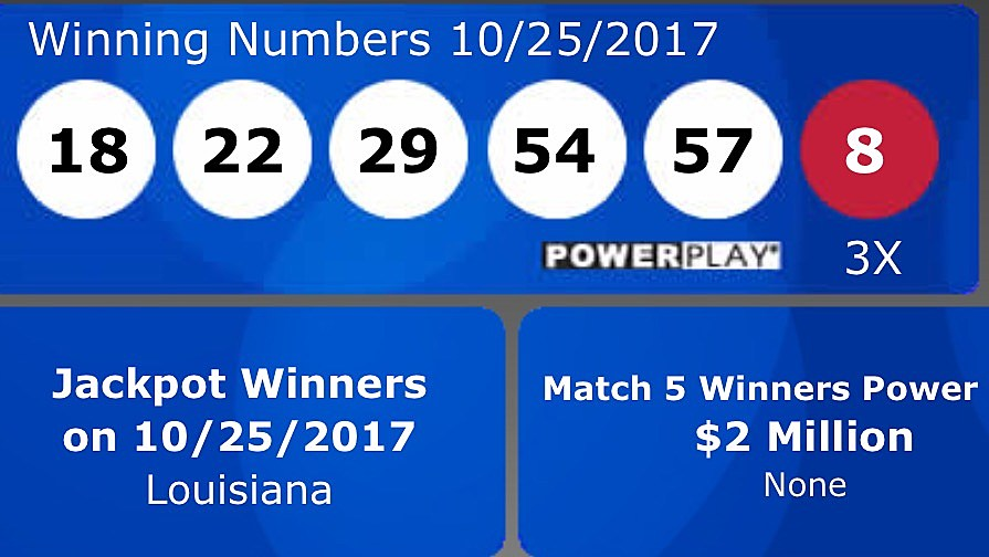 powerball winning numbers louisiana photo - 1