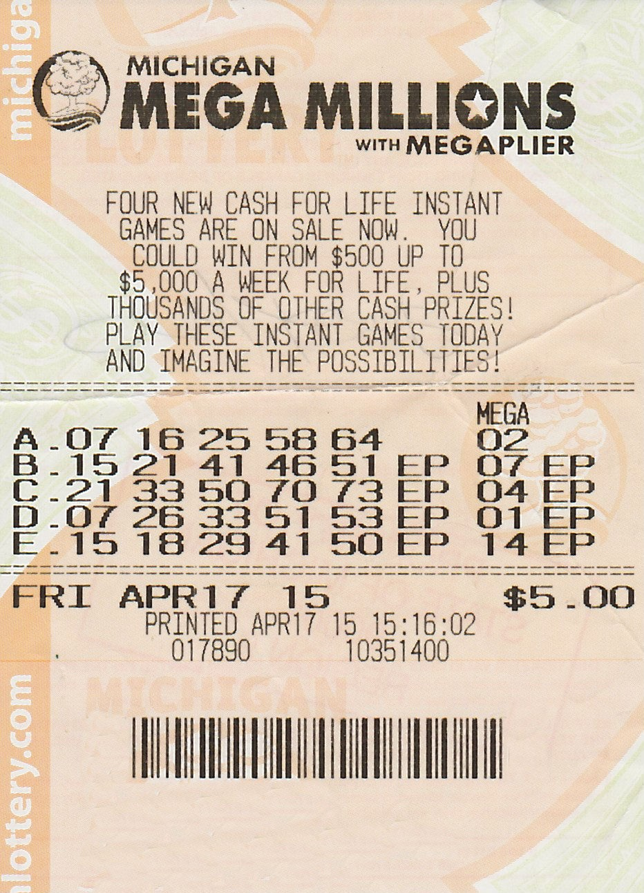 scan my powerball ticket photo - 1