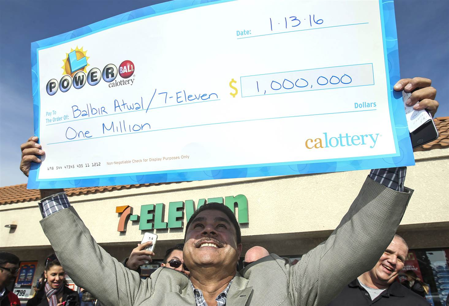 what state won the powerball photo - 1