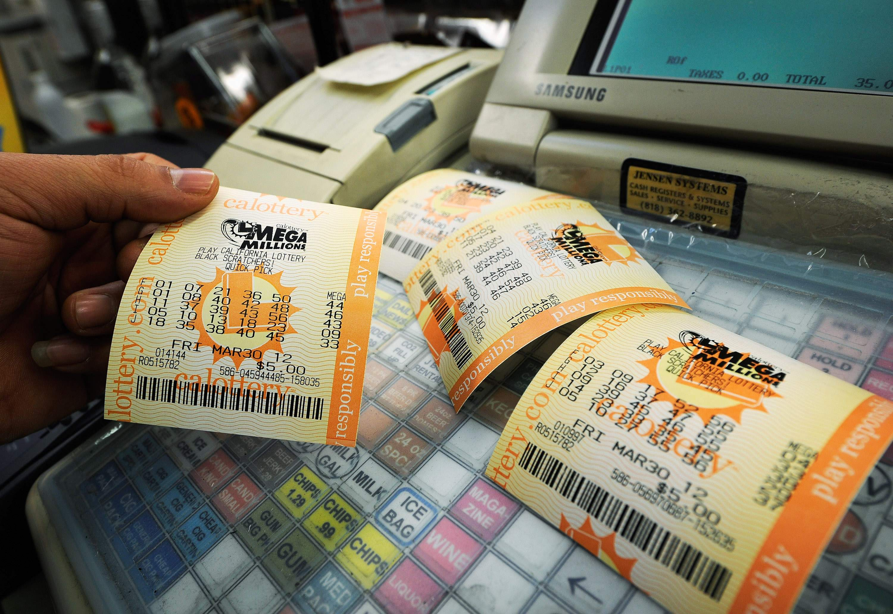 what the winning powerball numbers for tonight photo - 1