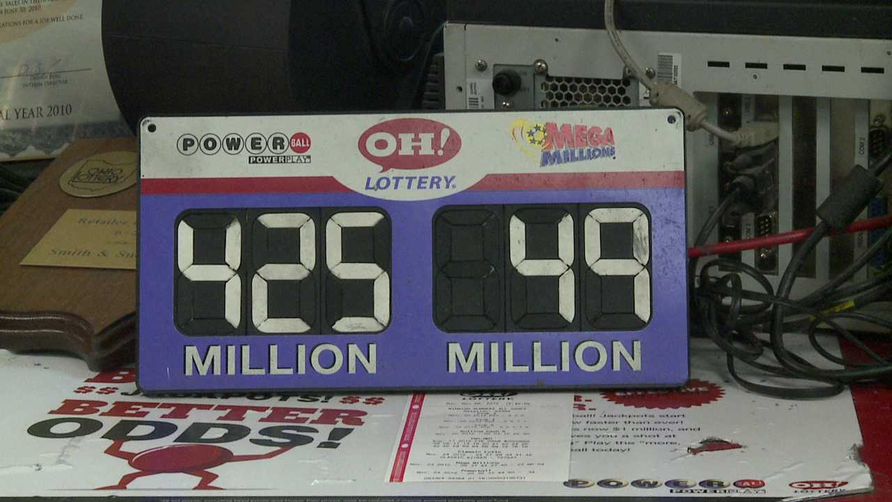 what time is the powerball drawing in ohio photo - 1