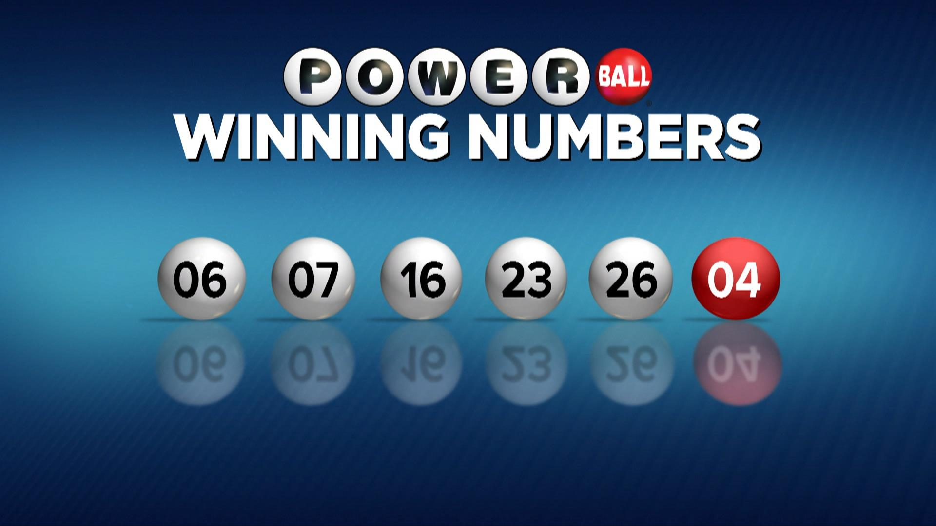 what were the winning powerball numbers photo - 1