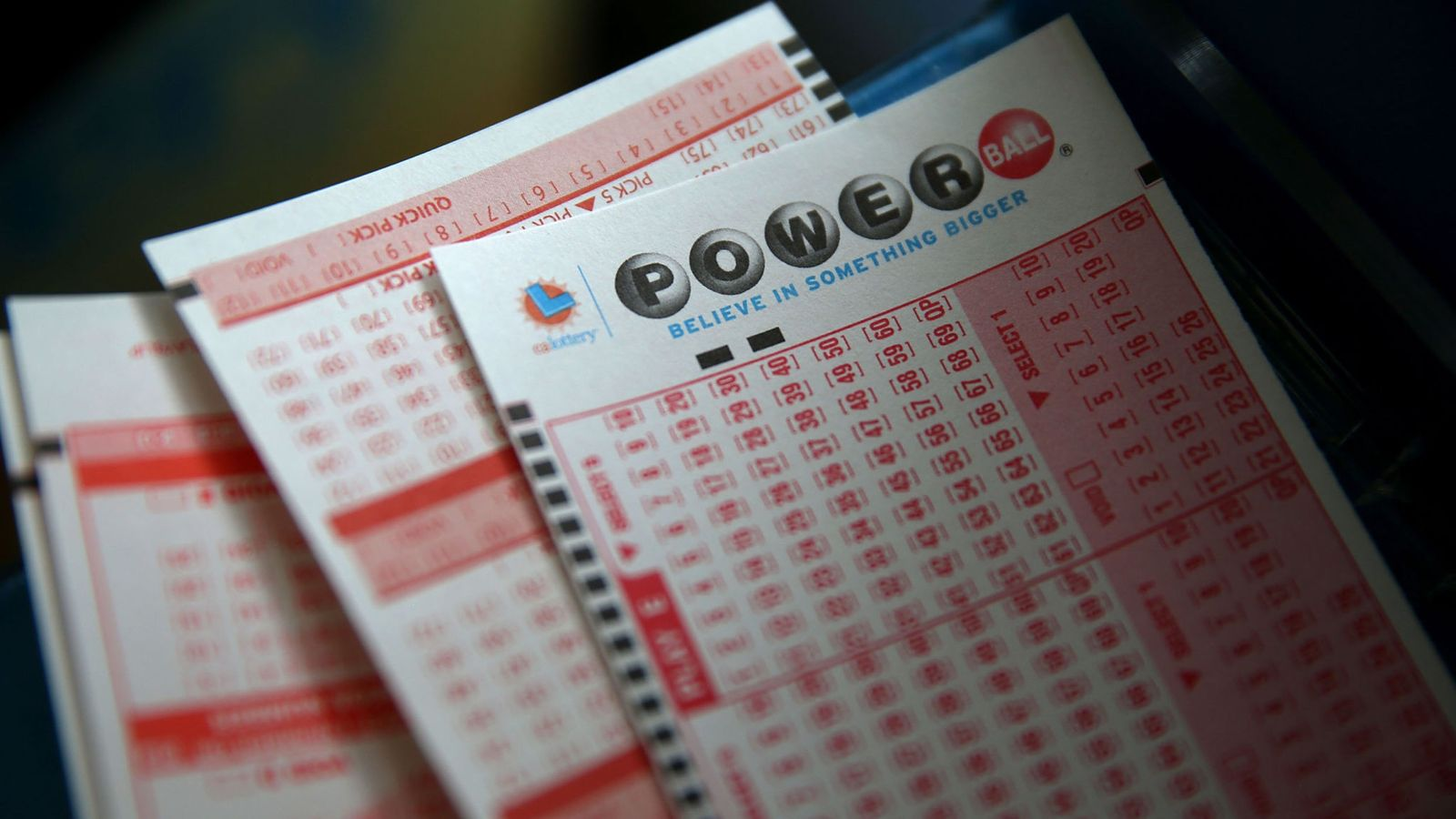 whats the odds of winning the powerball photo - 1