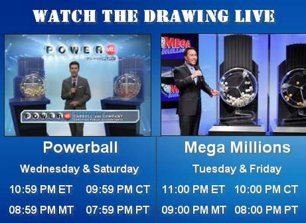 where to watch powerball drawing photo - 1