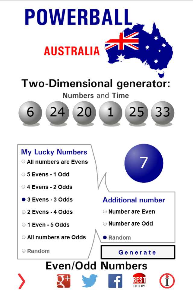 winning lottery numbers powerball photo - 1