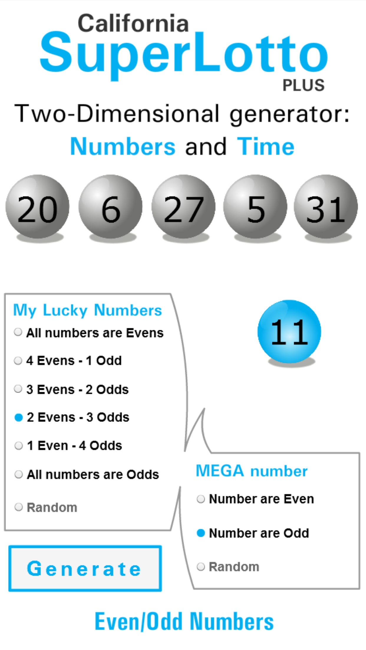 Winning Lottery Numbers Canada