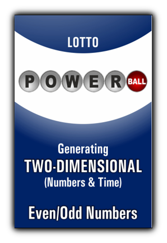 2 Numbers And A Powerball