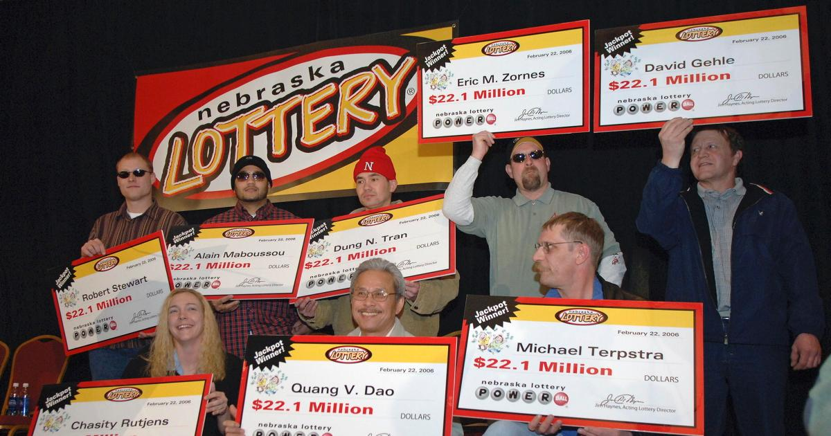 after taxes powerball photo - 1