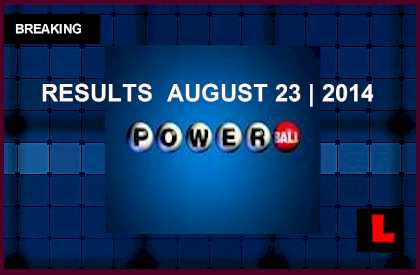anyone win powerball last night photo - 1