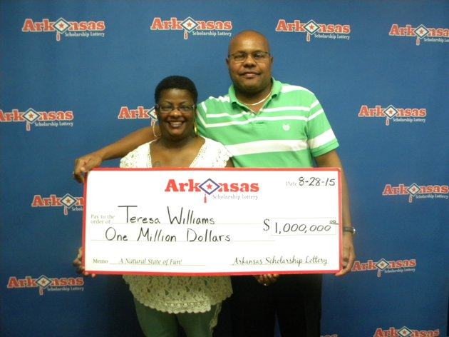 arkansas powerball winner photo - 1