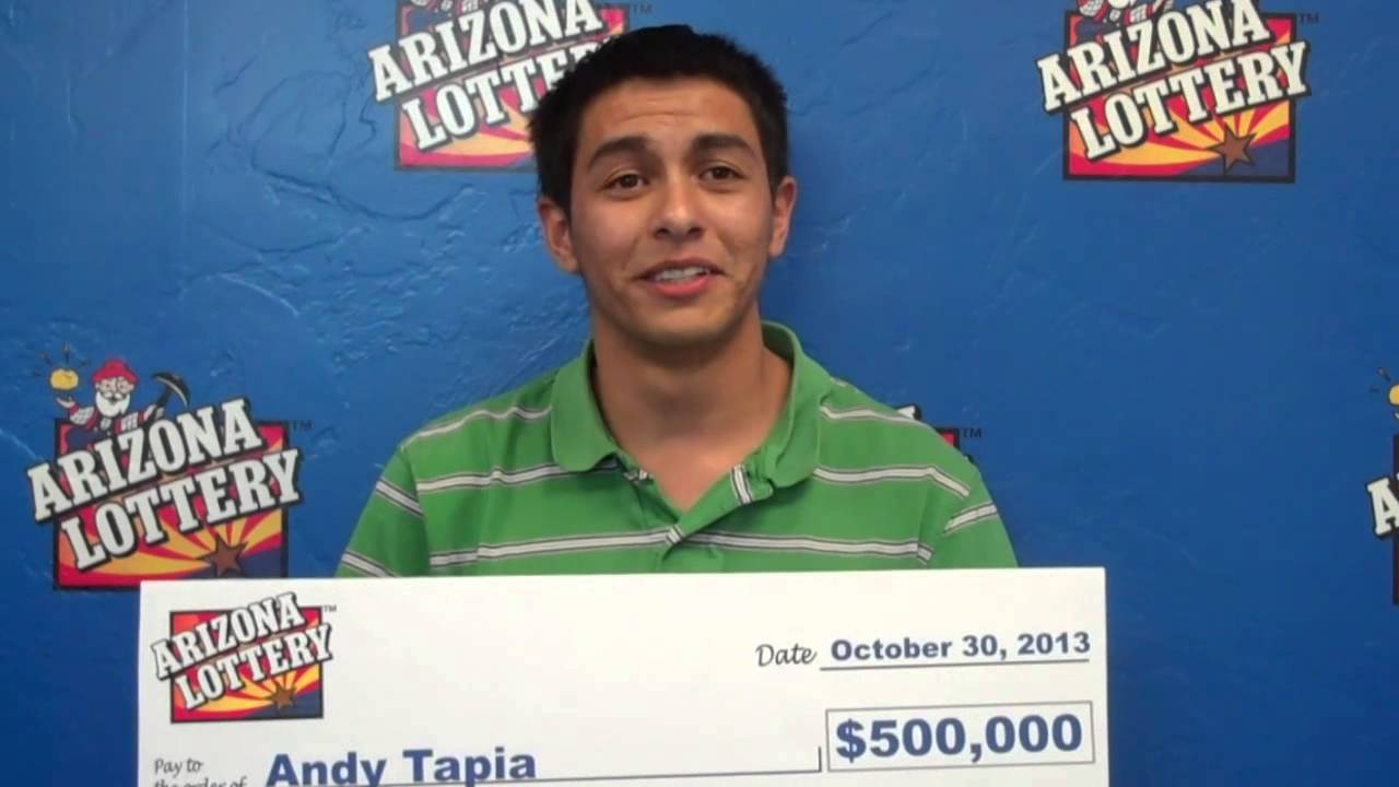 az lottery powerball photo - 1