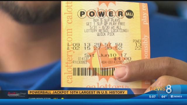 cali powerball photo - 1