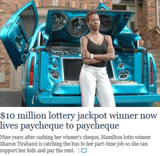 can a canadian win powerball photo - 1