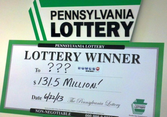 check lottery ticket powerball photo - 1