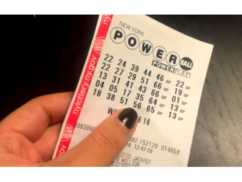 check your powerball ticket photo - 1