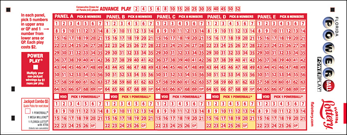 does the powerball numbers have to be in order photo - 1