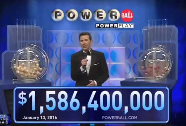 draw time for powerball photo - 1
