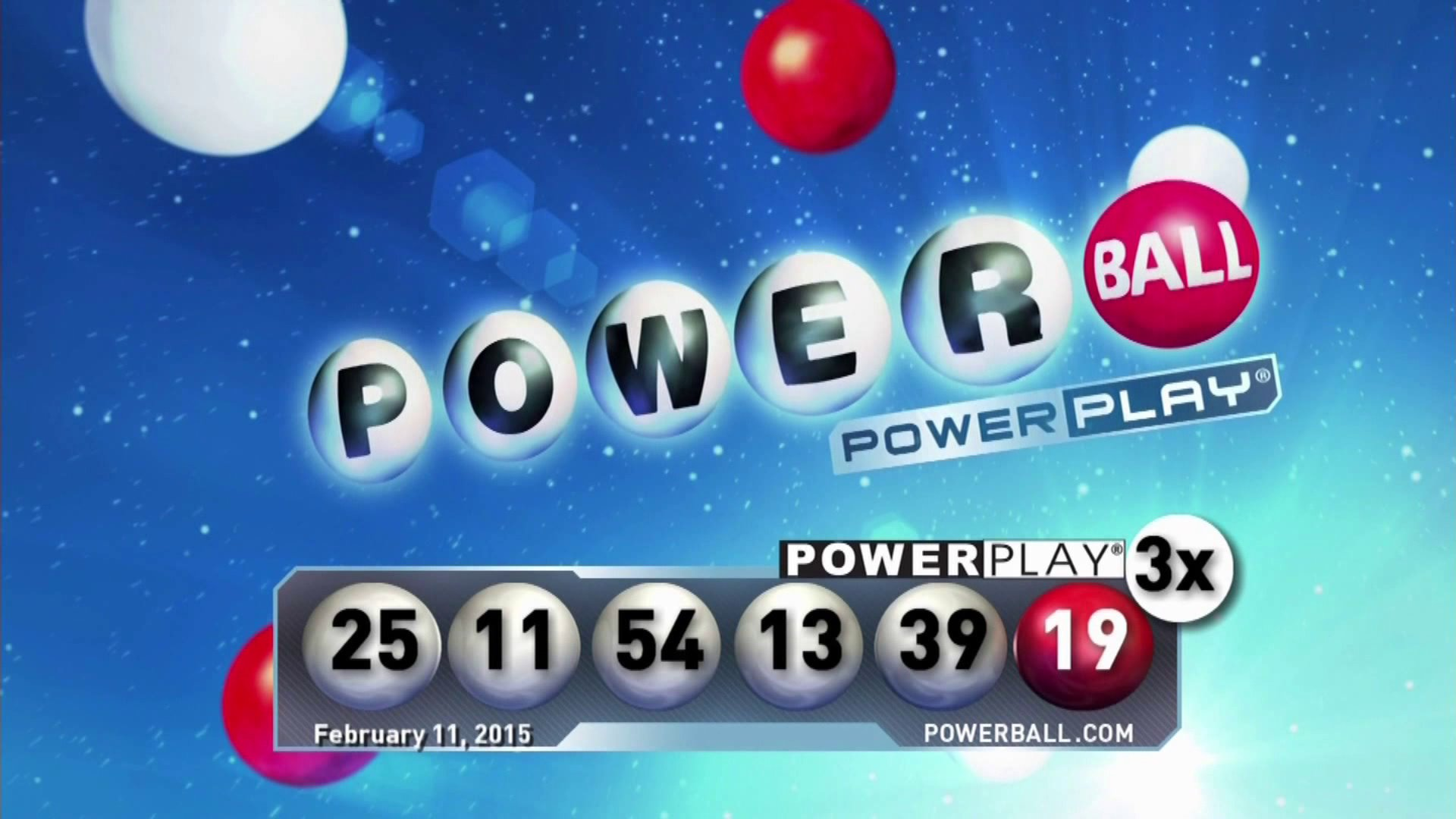 fl powerball drawing time photo - 1