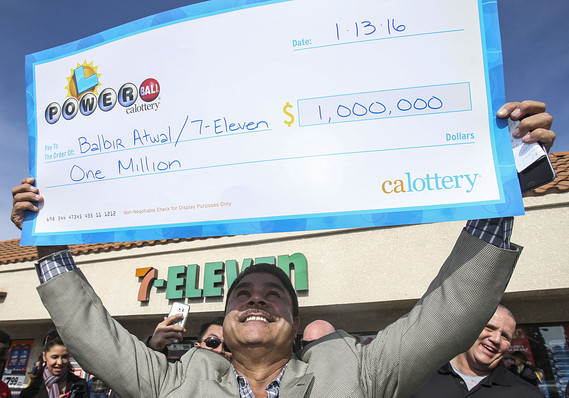 has anyone won the powerball photo - 1