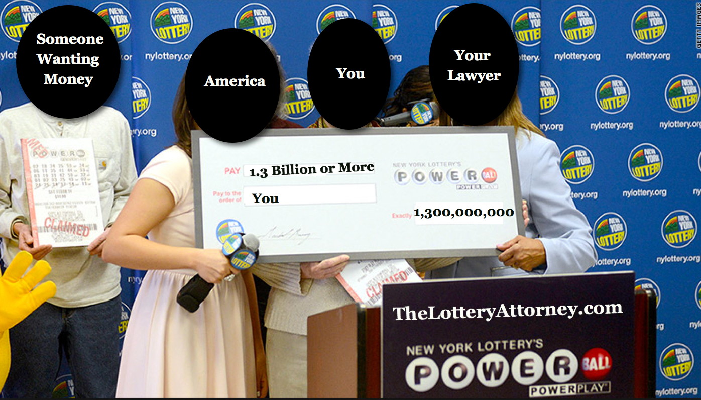 how does the powerball lottery work photo - 1