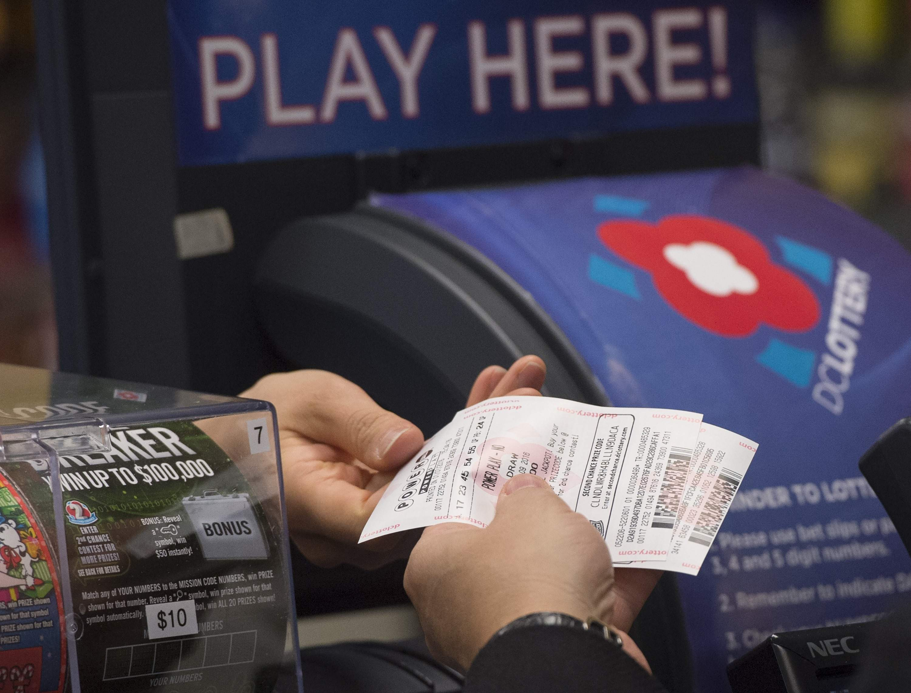 how long to claim powerball prize photo - 1