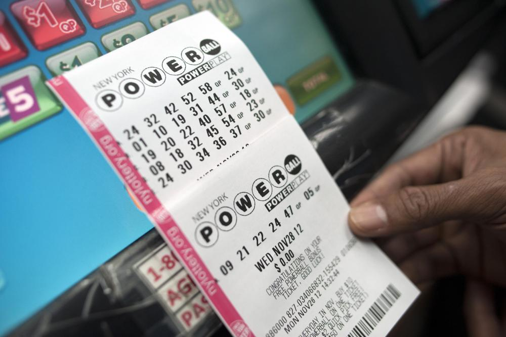 how much is powerball tonight photo - 1