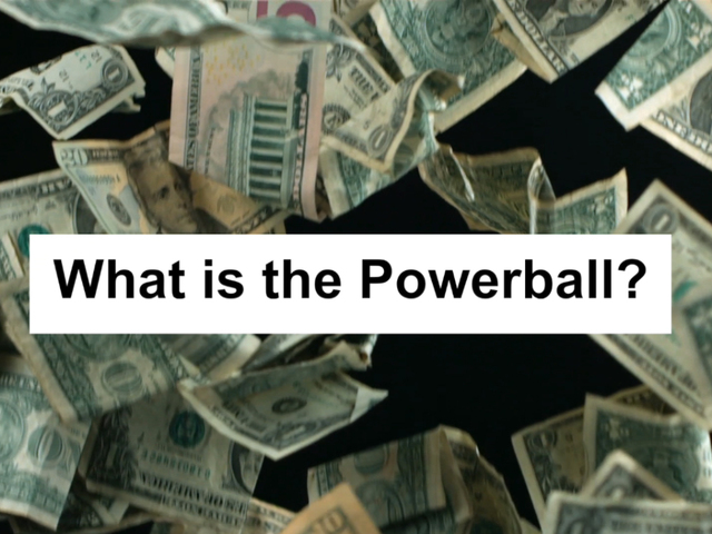 how much is the current powerball jackpot photo - 1