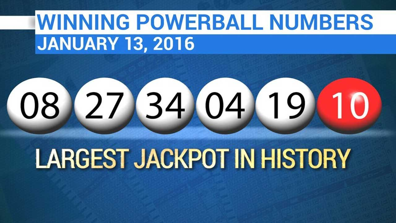 lottery drawing powerball photo - 1