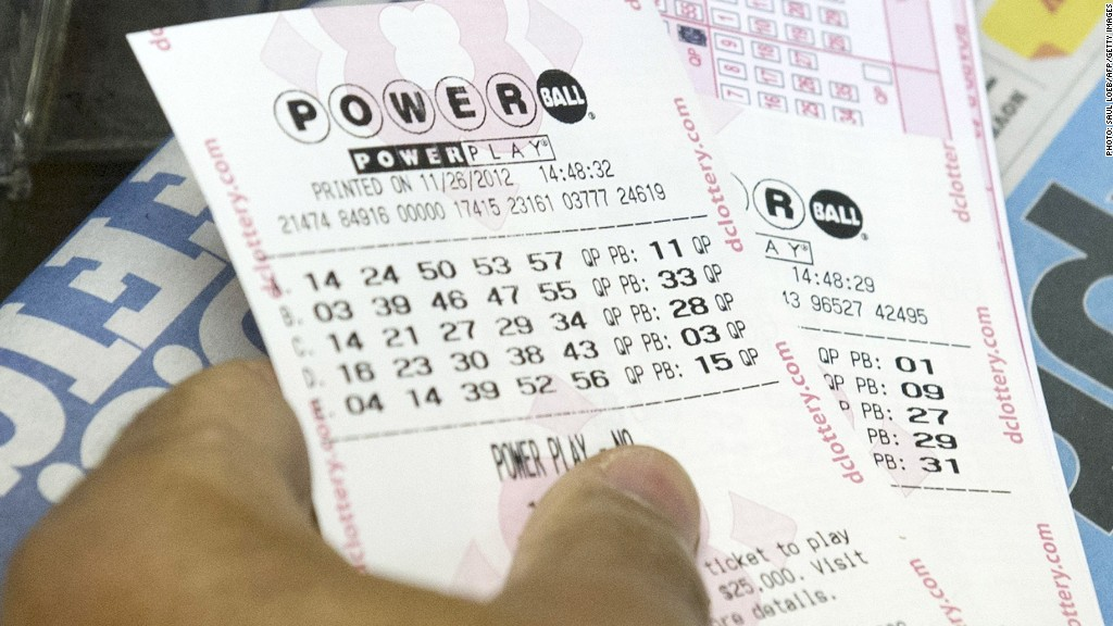 lottery numbers powerball photo - 1