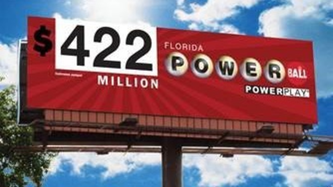 lottery powerball jackpot photo - 1