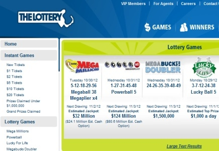mass lottery powerball numbers photo - 1