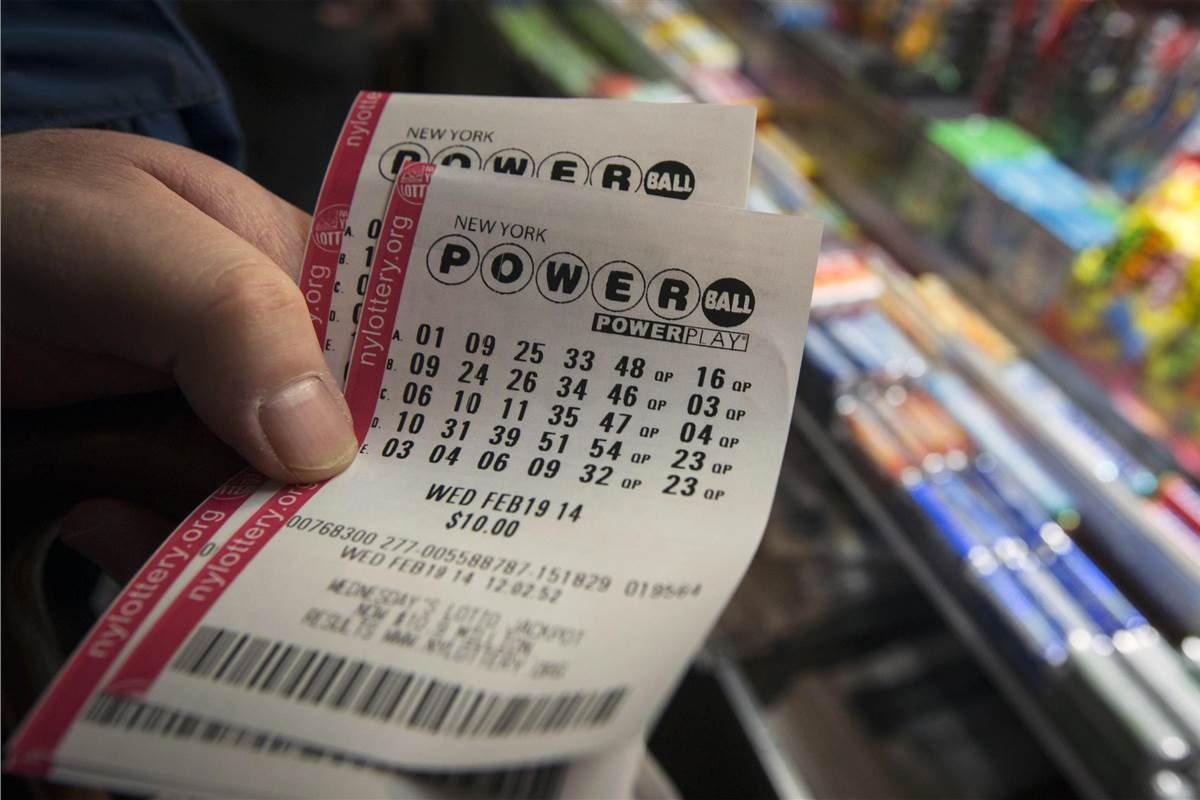 matched one number on powerball photo - 1