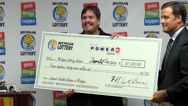 michigan lottery powerball past winning numbers photo - 1
