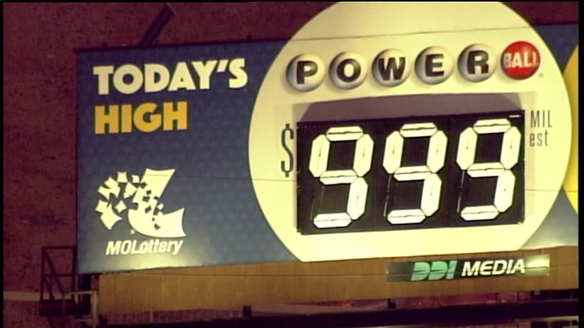 missouri lottery powerball winning numbers photo - 1