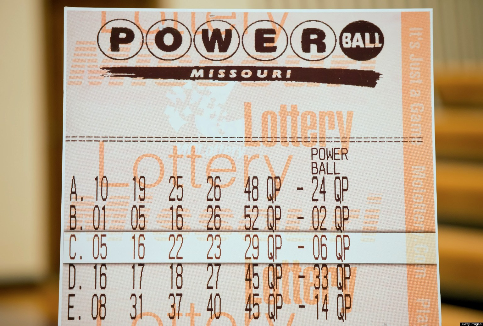 missouri powerball numbers for today photo - 1