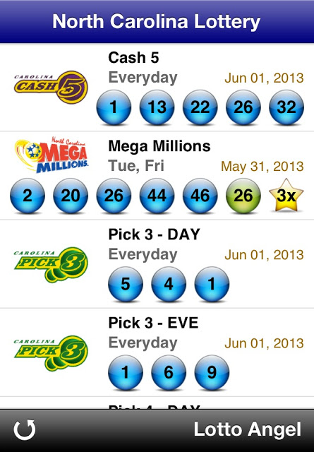 nc lottery results powerball photo - 1