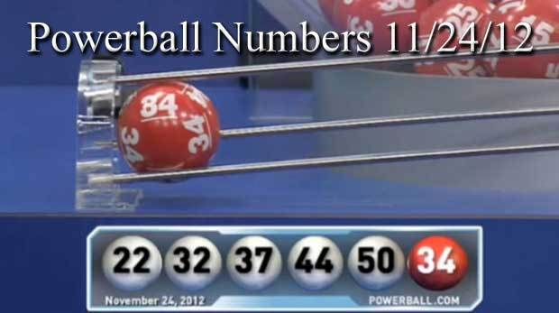 nc powerball past numbers photo - 1
